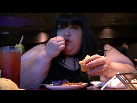 Red Lobster Endless Shrimp with Dessert Mukbang (Eating Show)