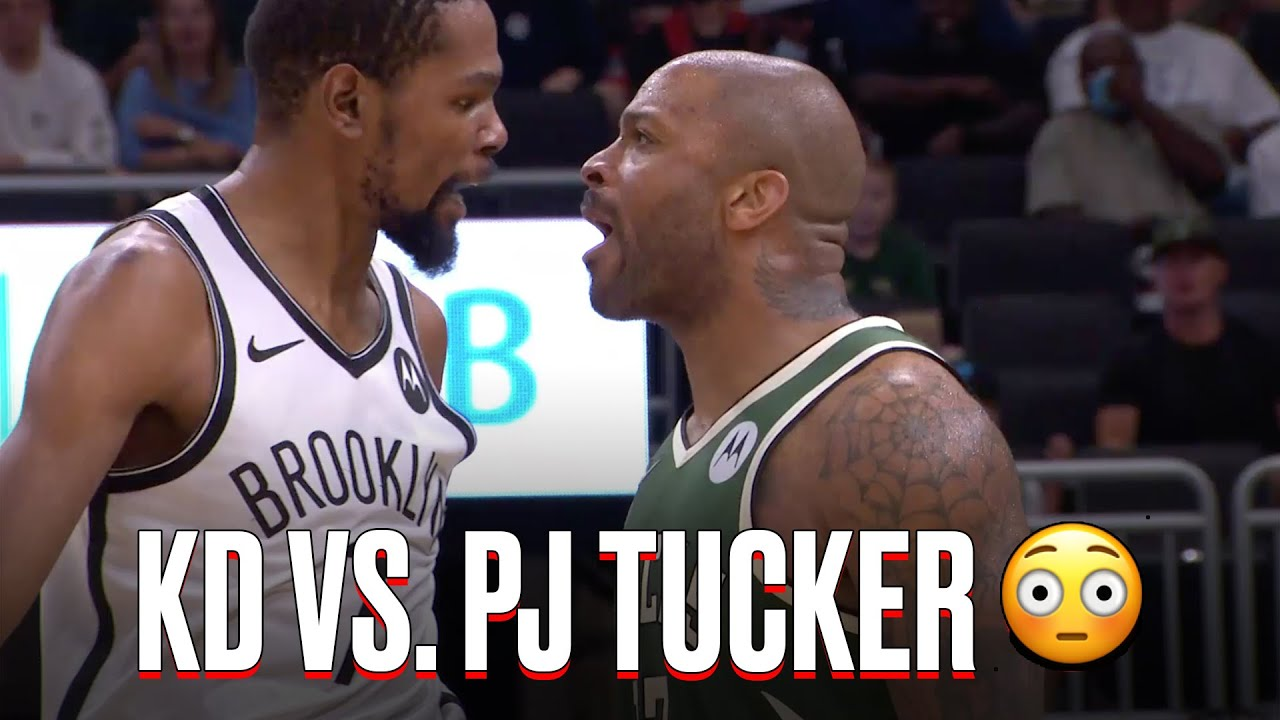 Download Kevin Durant & PJ Tucker Got Into It In Game 3