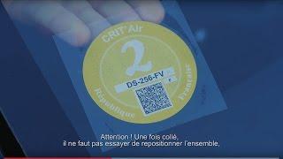 « Crit'Air » : un dispositif qui classe les véhicules en fonction de leur niveau de pollution !