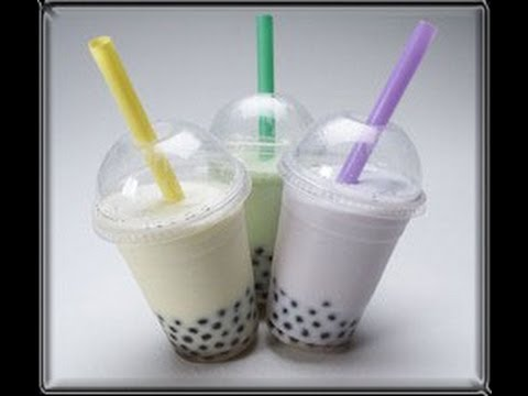 How to Make Perfect Bubble Tea