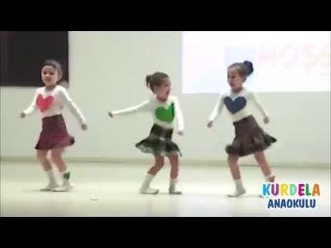 Kurdela Anaokulu - Cici Kızlar Gösterisi