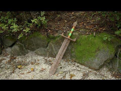 Link's 3D Printed Wooden Sword