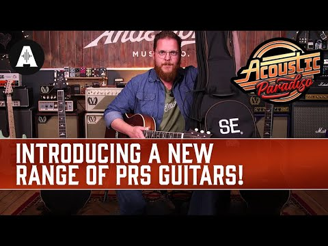 PRS SE P20 & P20E - Vintage-Inspired Parlor Guitars That Won't Bust The Bank!