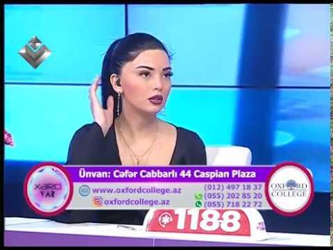Xerci var - '' Oxford College Azerbaijan '' (07.06.2018)