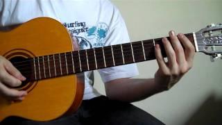 Tanta saudade (Ana Carolina) como tocar