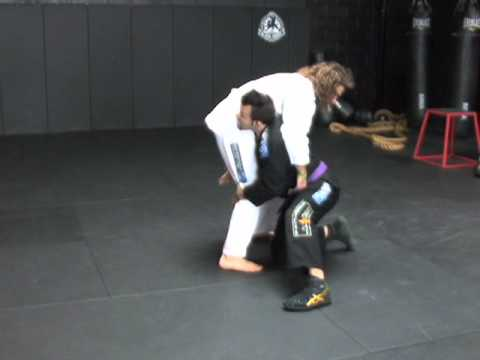 Issue #1: Double Leg Takedowns - Double Leg with Finish
