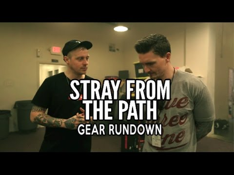 Craig Reynolds (Feat. Sam Carter) | Stray From The Path | Gear Rundown