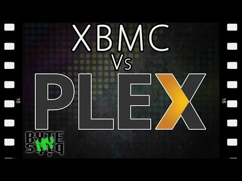 Plex Vs XBMC - Home Media Server - Part 1