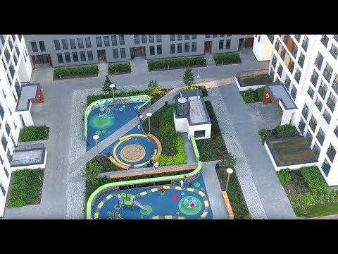 Детские площадки - Европейский, Видный и Новин в Тюмени | Брусника
