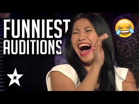Funniest Auditions On Got Talent Ever | Asia's Got Talent thumbnail
