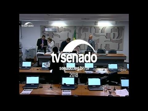 Votações - TV Senado ao vivo - CAS - 11/04/2018