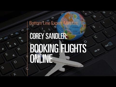 Booking Flights Online