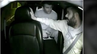 Водитель ругается с владельцем Uber