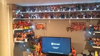 my 1980s retro basement build wwf ljn gpk tmnt