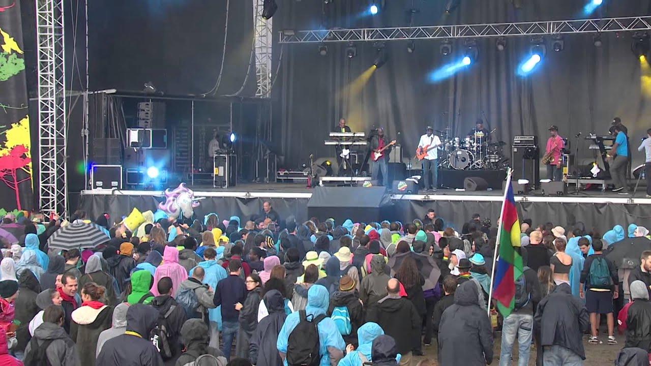 Live de Josey Wales & Brigadier Jerry au Reggae Sun Ska Festival 18ème édition