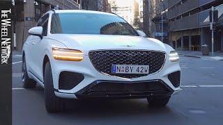 2021 Genesis GV70 | Driving, I…