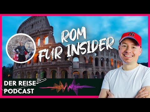 🎙PODCAST über Rom: Geheimtipps, Stadtteile & Touri-Fallen
