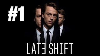 Late Shift Gameplay Walkthrough Part 1 - No Commentary (PC)