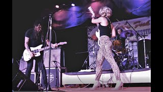 "Eric McFadden & Samantha Fish ""While You Was Gone"" Samantha Fish Cigar Box Guitar Festival  1/18/20"