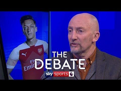 Should Arsenal let Ozil leave?   The Debate   Danny Higginbotham & Ian Holloway