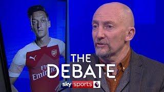 Should Arsenal let Ozil leave? | The Debate | Danny Higginbotham & Ian Holloway