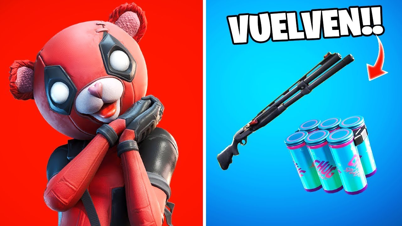 *NUEVO EVENTO HOY* Skins DEADPOOL!! CAMBIOS en Fortnite: battle royale