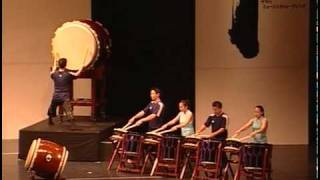 TP playing Omiyage at the Tokyo International Taiko Contest