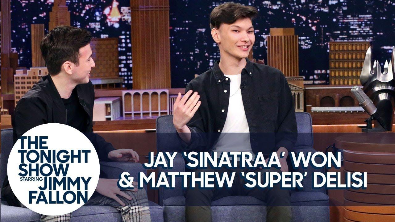 "Jimmy Interviews Overwatch League Champs Jay ""Sinatraa"" Won & Matthew ""Super"" DeLisi thumbnail"