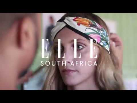 ELLE South Africa Denim Daze Fashion shoot At Little Gig