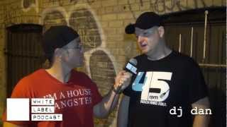 DJ Dan - Live @ Footwork Nightclub Toronto 9/29/2012 - White Label Podcast ep 24
