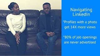 Navigating LinkedIn ft Dylan Kawende