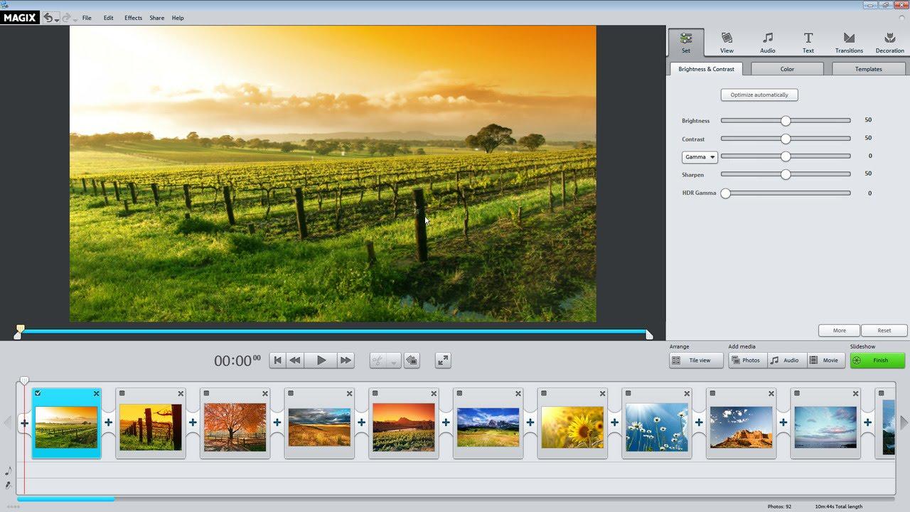 magix photostory easy (version 2)