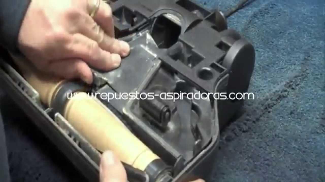 Accesorios para aspiradoras GROOMY Unidad de aspiraci/ón aspiradoras con Motor de Correa de Caucho para Todos los recambios Kirby Compact