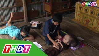 THDT - Nhịp cầu nhân ái 06/12/2016: Giúp đỡ bé Trần Thị Kim Ngân