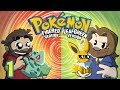 Pokemon Fire Red and Leaf Green Let's Play #1 - A Brand New Adventure Awaits You!