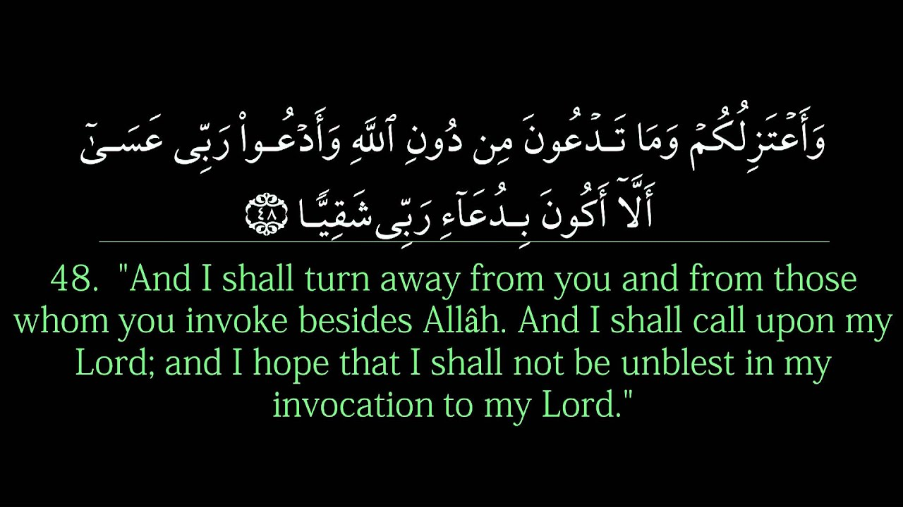 Jesus Wallpapers And Quotes Surah Maryam Maher Al Muaqily Full Youtube