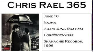 Najma - Aaj ki Junli Raat Ma (Forbidden Kiss, 1997, Shanachie Records)