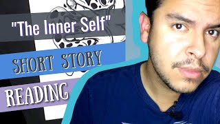 Short Story Reading - The Inner Self (Story + Art Time-Lapse) Reading Scary Stories #originalstories