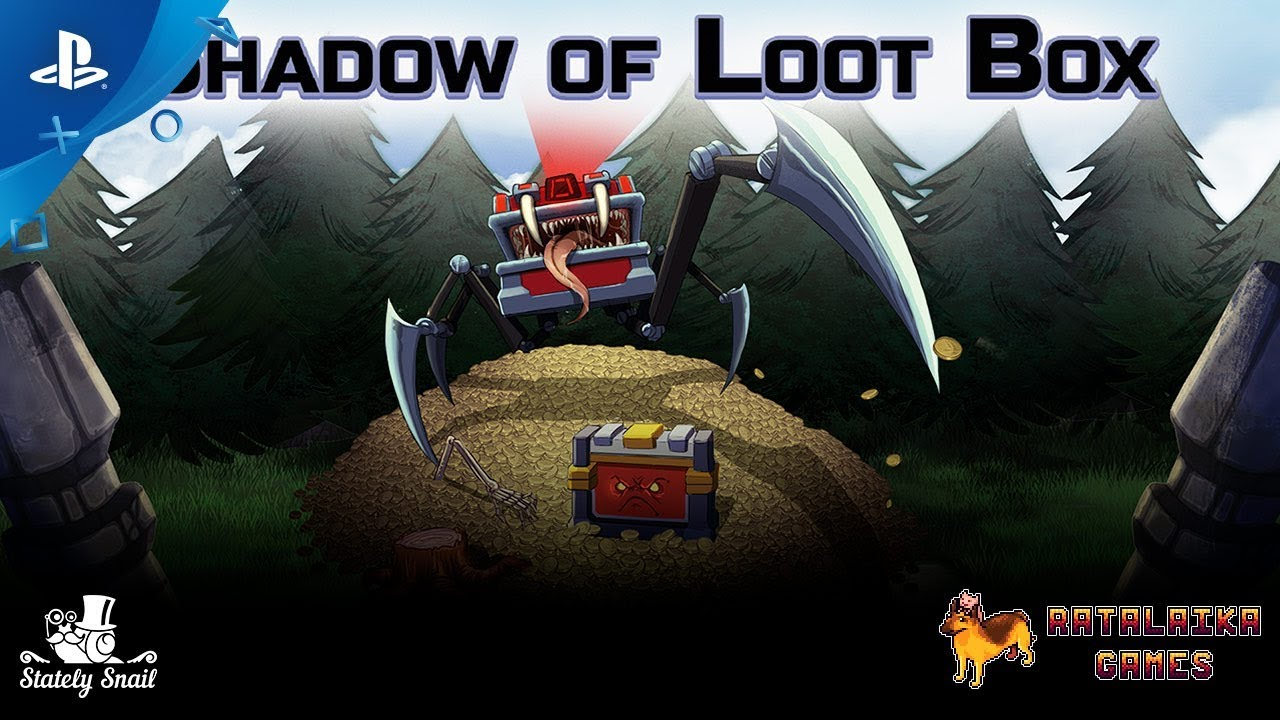Shadow of Loot Box - Launch Trailer | PS4