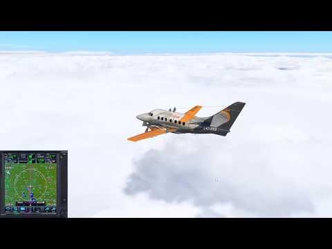 xplane 11, BAE Jetstream 32: Morning Commute to Charlotte