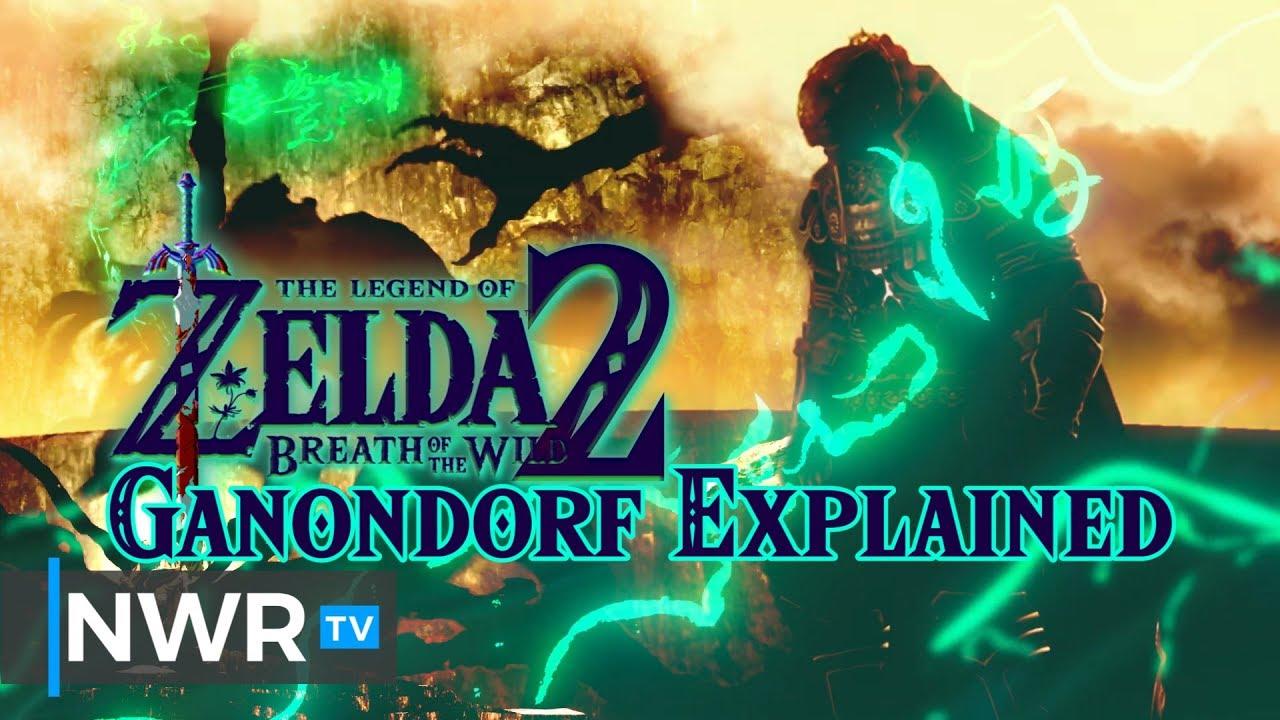 Ganondorf Explained Zelda Breath Of The Wild Sequel Timeline Placement