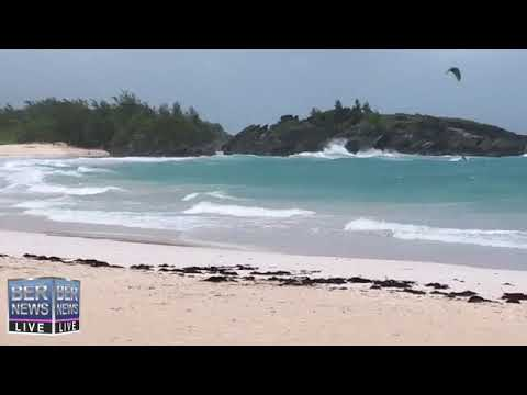 3pm | Weather At Horseshoe As Hurricane Humberto Approaches Bermuda, Sept 18 2019