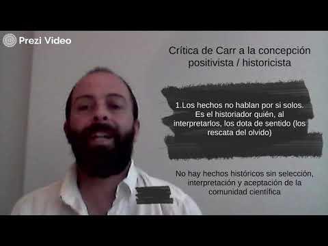 Práctico N° 4   E  Carr   El Historiador Y Los Hechos
