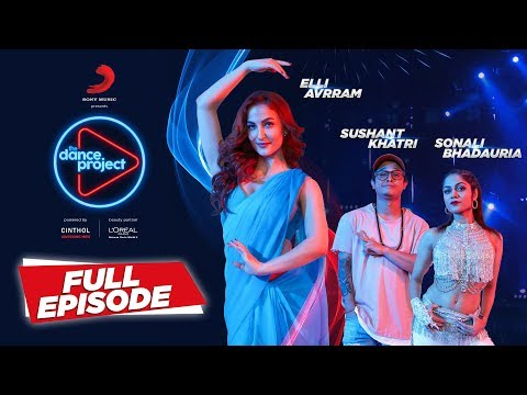 Ep-5 The Dance Project - Elli AvrRam | LiveToDance with Sonali | Sushant Khatri | Channa Mereya Mp3
