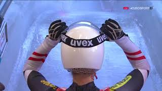 Luge WC  Innsbruck Women 18.11.2017