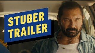 Stuber Trailer (2019) Dave Bautista, Kumail Nanjiani