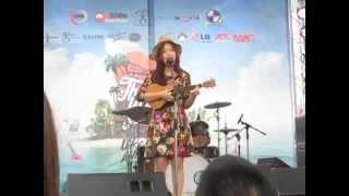 คิดถึงฉันไหมเวลาที่เธอ - cover by เอ๋ยเอ้ย (Thailand Ukulele Festival 2014) Thumbnail