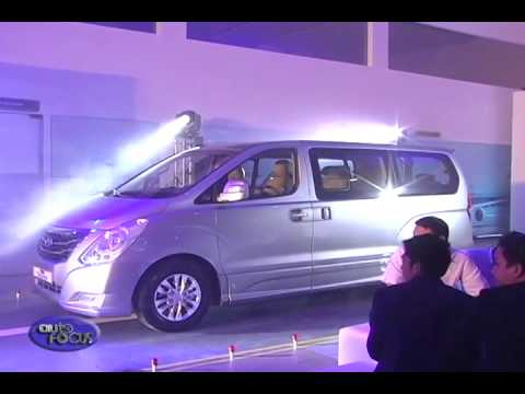Auto Focus Special Feature Hyundai Grand Starex Launch 2014