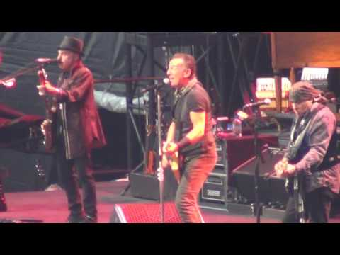 Video Bruce springsteen roulette chords