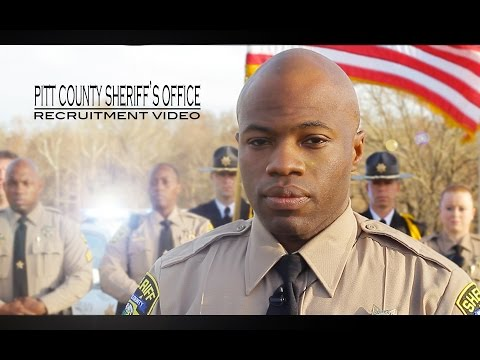 Pitt County Sheriff Office - Recruitment Video